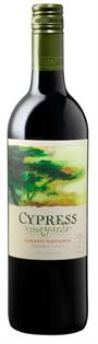 Cypress Vineyards Cabernet Sauvignon 750ml - Case of 12
